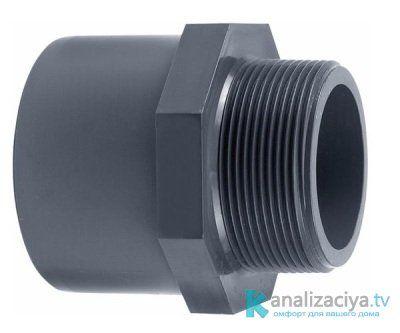 Как соединять канализационные трубы - способы