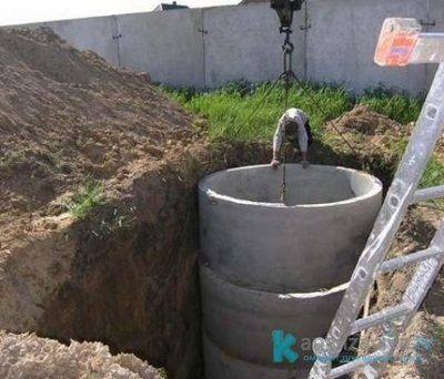 Устройство дачного туалета с выгребной ямой
